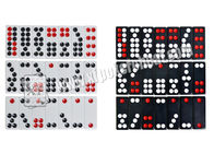 White Poker Analyzer Phone Casino Magic Dice Invisible Gambling Accessories