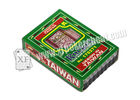 Taiwan Rocket Plastic Marked Cheating Playing Cards For Poker Scanner Infrared Camera