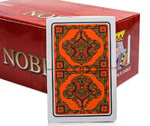 Noble No. T-X053 PVC Plastic Invisible Playing Cards In Poker Cheating