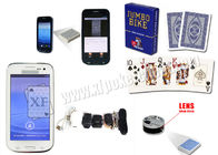 White Samsung Glaxy AKK K4 Phone Poker Analyzer Cheating Device For Semi Capado